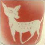 Bambi (Pink Airbrushed Fawn)