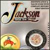 Jackson China Book by James Strano