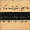 Syracuse China/O.P.Co. Seventy-five Years of American Craftsmanship