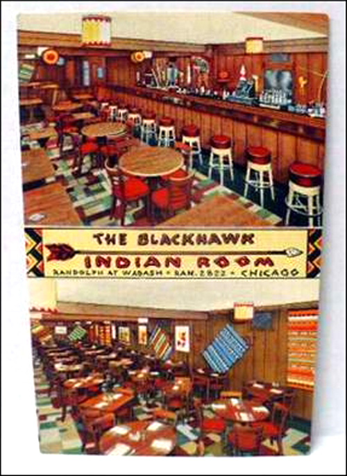 Blackhawk Restaurant Indian Room-pc