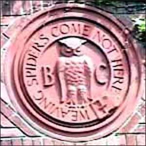 Bohemian Club-seal