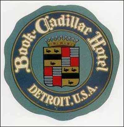 Book Cadillac Hotel 3-crest