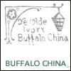 Buffalo China Backstamps