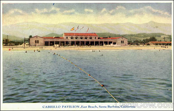 Cabrillo Pavilion -pc