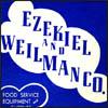 Ezekiel-Weilman Food Service Equipment and Supplies Catalog No. 71