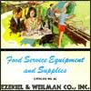 Ezekiel-Weilman Food Service Equipment and Supplies Catalog No. 81