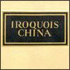 Iroquois China Catalog