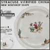 Syracuse China Catalog Patterns 1960