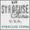 Syracuse China/O.P.Co. Backstamps