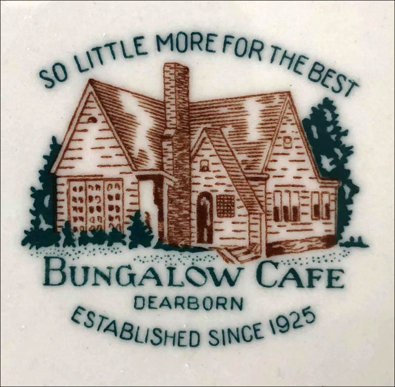 Bungalow Cafe-detail