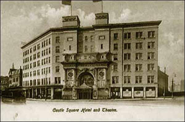 Castle Square Hotel-pc