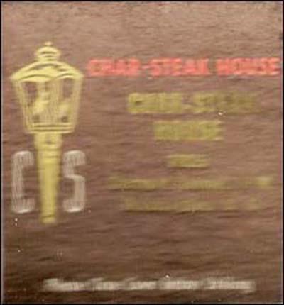 Char-Steak House-matchbook2