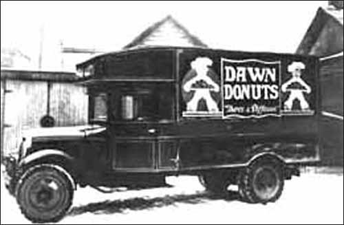 Dawn Donuts-truck