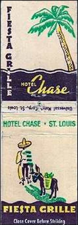 Chase Hotel-matchbook-1