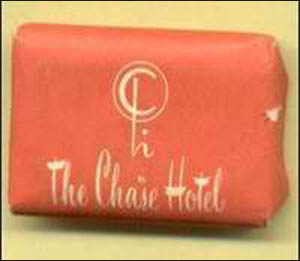Chase Hotel-soap