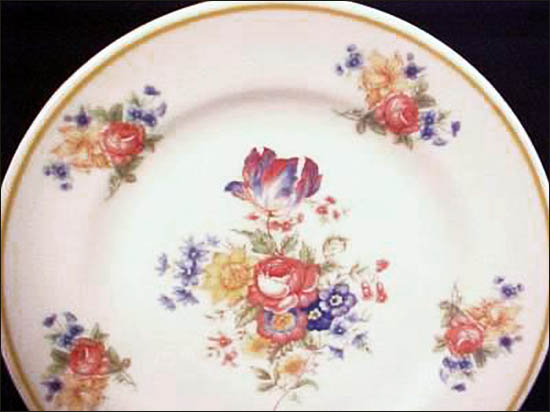 Colonial > Restaurant Ware Collectors Network