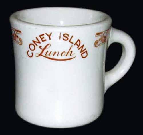 Coney Island Lunch-mug2