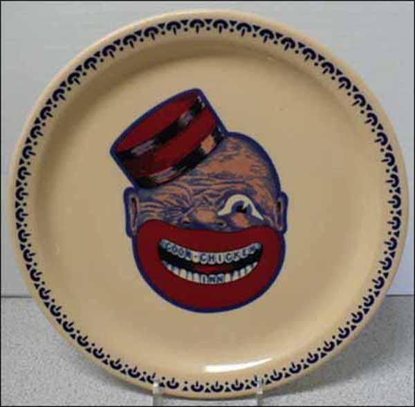 Coon Chicken Inn 2-plate