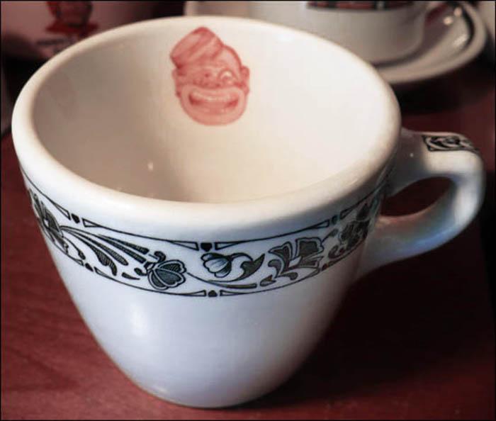 Coon Chicken Inn 3-cup