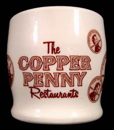 Copper Penny Restaurants-mug