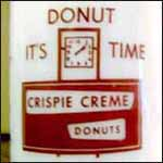 Crispie Creme Donuts