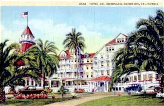 Del Coronado Hotel-pc