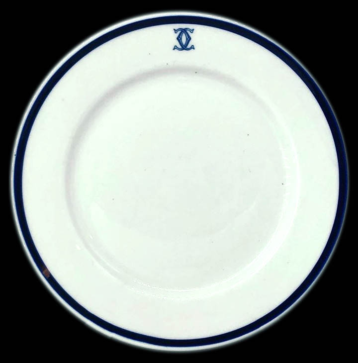 Colony Club - Jackson-plate