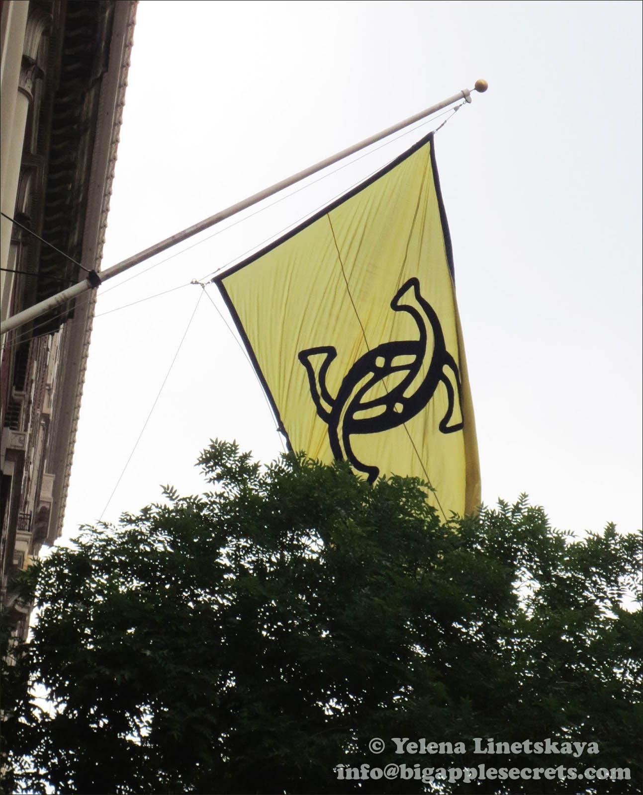 Colony Club -flag