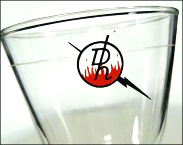 Danny's Hideaway-glass