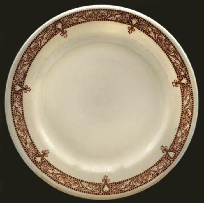 Edgemere-plate