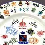 Fraternal Topmarks – Shenango Sample Plate
