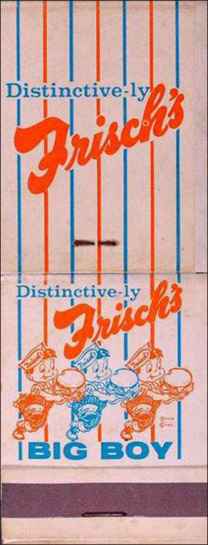 Frisch's-matchbook1