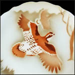 Grouse Airbrushed