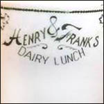 Henry & Franks Dairy Lunch