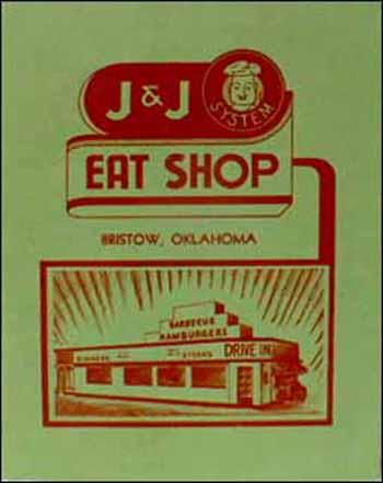 J & J System Eat Shop-ad