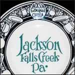 Jackson Advertising Plate – 2