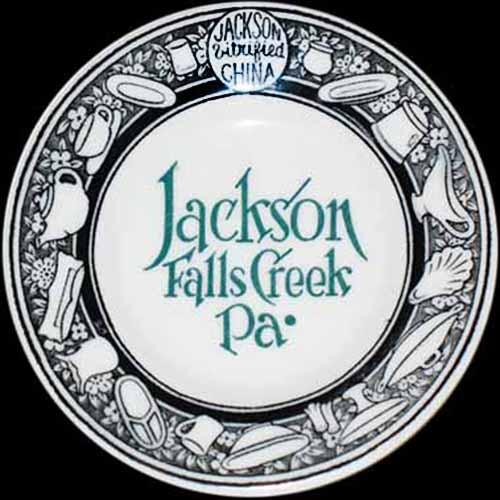 Jackson Advertising Plate-1