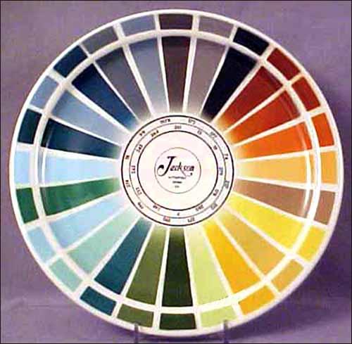 Jackson Blen-Tone Color Sample 1