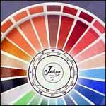 Jackson Blen-Tone Color Sample