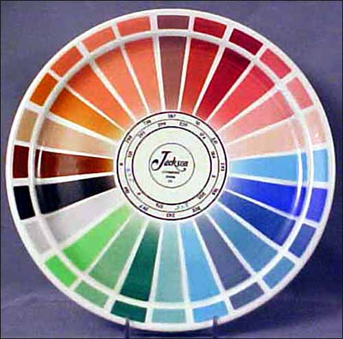 Jackson Blen-Tone Color Sample 3