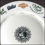 Jackson Logo Sample Plate