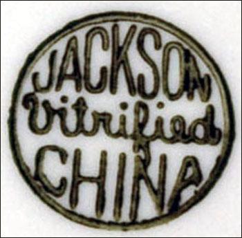 Jackson Trademark Sample Plate-bs