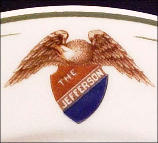 Jefferson Hotel - Peoria, IL-logo