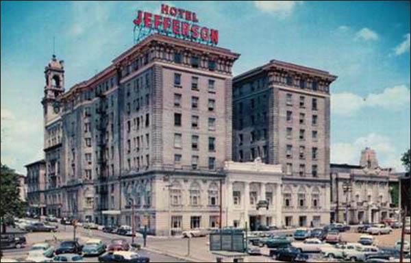 Jefferson Hotel - Richmond, VA 3-pc