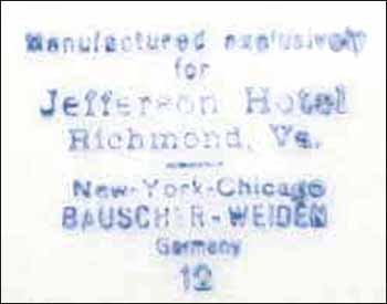 Jefferson Hotel - Richmond, VA-bs