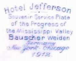 Jefferson Hotel - St. Louis, MO-bs