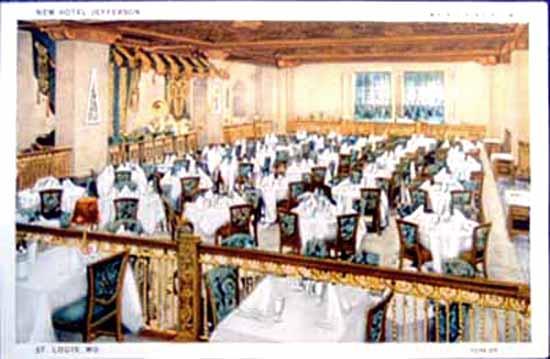 Jefferson Hotel - St. Louis, MO-pc