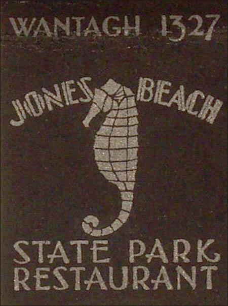 Jones Beach Catering Corporation J.B.C.C.-menu