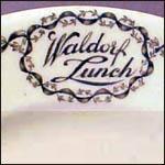 Waldorf Lunch