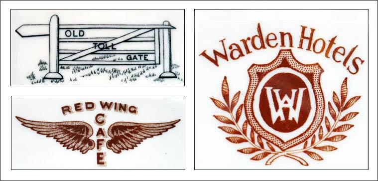 Walker China Logo Sample Plate-Detail-Topmarks-3